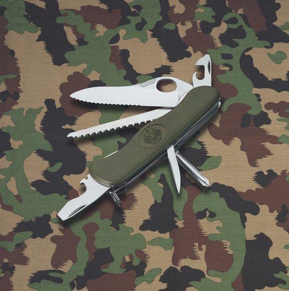 "Nóż Niemieckiej Armii Victorinox BUNDESWEHR 0.8461.MW4DE ""GAK"""