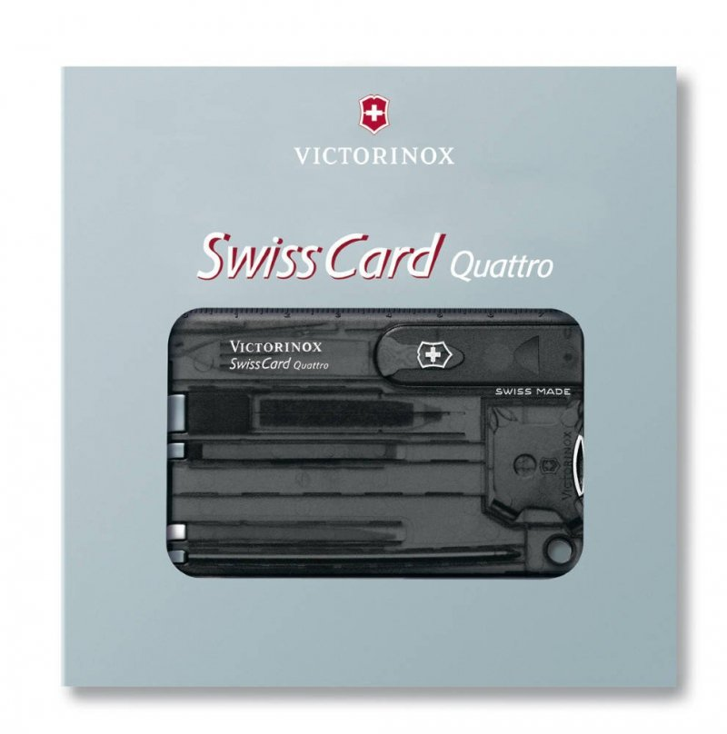Victorinox SwissCard Quattro 0.7233.T3