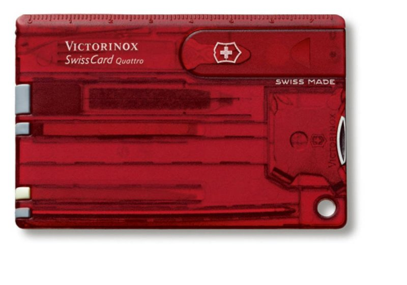 Victorinox SwissCard Quattro 0.7200.T