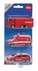 Zestaw pojazdów Straży Pożarnej - wersja polska