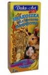Dako-Art Smakoszka banan 2szt kolby gryzoń