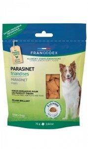 Francodex przysmak przeciw pasożytom dla psa 75g