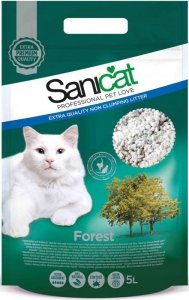 SaniCat Forest Compact 5L