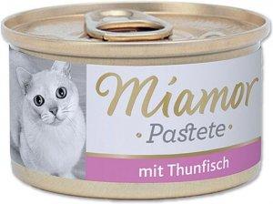 Miamor Tuńczyk 85gr pasztecik dla kota