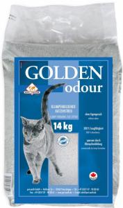 Piasek Golden Grey Odour 14KG
