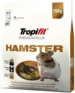Tropifit Hamster Premium Plus 750g