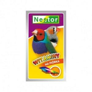 Nestor Witaminy mała egzotyka piórka
