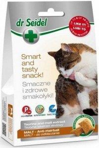 Dr Seidel Smakołyki dla kotów na odkłaczanie 50g