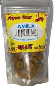 Aqua Star  Pellet haczykowy 12mm 50g Wanilia