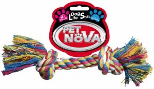 Pet Nova Zabawka sznur KNOT 17cm