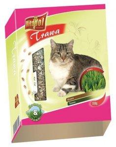 VITAPOL Trawa dla kota pojemnik 100g