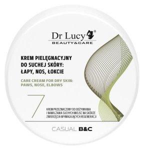 Dr Lucy Krem pielęgna łapy nos łokcie 100g