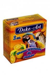 Dako-Art Wapno dla ptaków cytrynowe