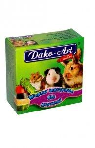 Dako-Art Wapno warzywne dla gryznoni 1szt