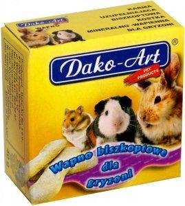 Dako-Art Wapno biszkoptowe dla gryznoni 1szt