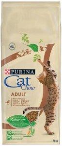 Purina Cat Chow Kaczka 15kg