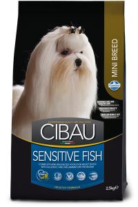 Cibau Dog Sensitive Fish Mini 800g