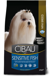 Cibau Dog Sensitive Fish Mini 2,5kg