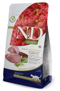 ND Cat NG Adult Quinoa 300g Weight Management