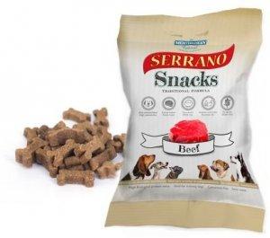 Serrano Snack Dog 100g Wołowina