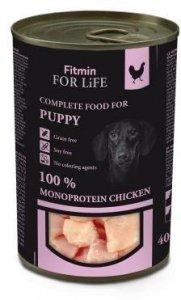 Fitmin Dog 400g for Life konserwa puppy kurczak