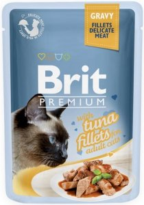 Brit Premium Cat 85g Tuńczyk sos saszetka