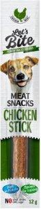 Brit Lets Bite Snacks Chicken Stick 12g
