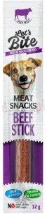 Brit Lets Bite Snacks Beef Stick 12g