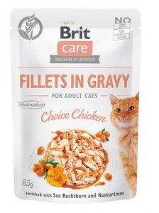 Brit Care Cat 85g Choice Chicken saszetka