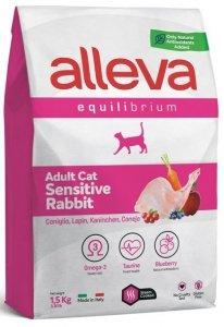 Alleva Equilibrium Cat Sensitive Rabbit 1,5kg