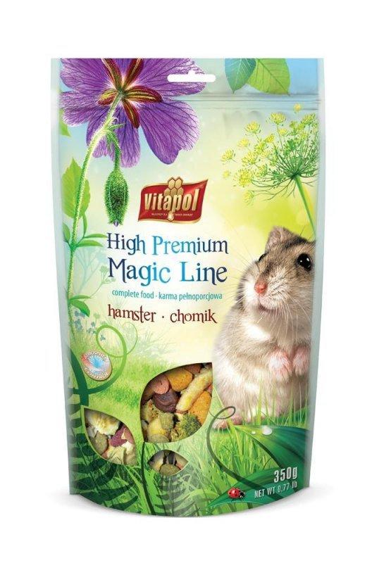 VITAPOL Pokarm Magic dla chomika 350g
