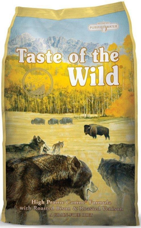 Taste of the Wild Adult High Prairie 5,6kg