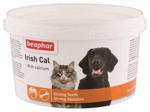 Beaphar Irish Cal 250g- preparat mineralny