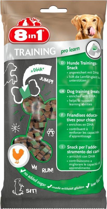 8in1 Przysmak Training Treats Pro Learn 100