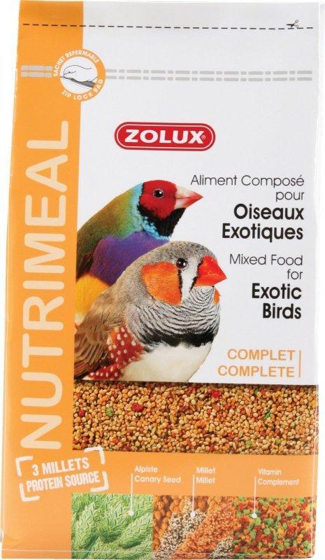 Zolux NutriMeal Pokarm Ptaki Egzot 2,5kg