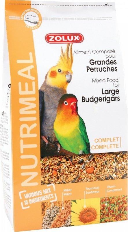 Zolux NutriMeal Pokarm papugi średnie 800g