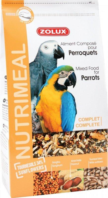 Zolux NutriMeal Pokarm papugi duże 700g
