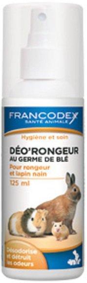 Francodex Dezodorant dla Gryzoni 125ml