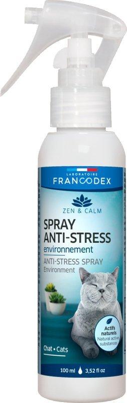 Francodex Spray antystresowy dla kotów 100ml