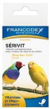 Francodex Witaminy na dzioby dla ptaków 15ml