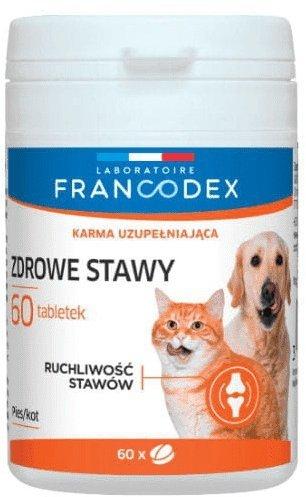 Francodex Witaminy zdrowe stawy 60 tabletek