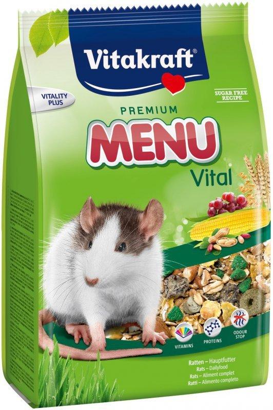 Vitakraft Premium Menu dla szczurka 1 kg