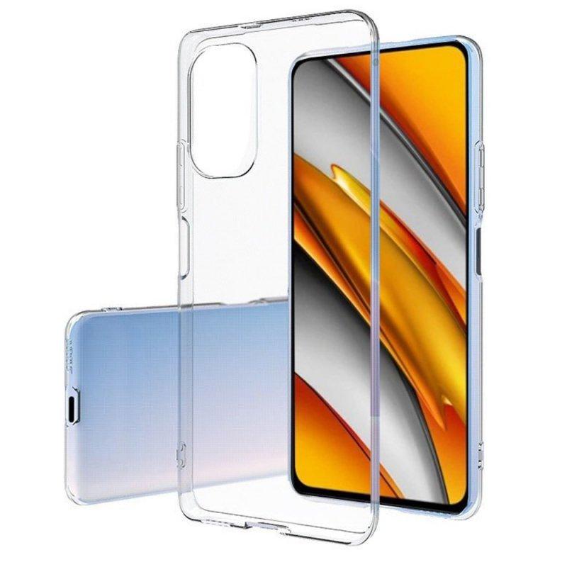 Futerał Back Case Ultra Slim 0,5mm do XIAOMI POCO F3 / F3 PRO / K40 / K40 PRO