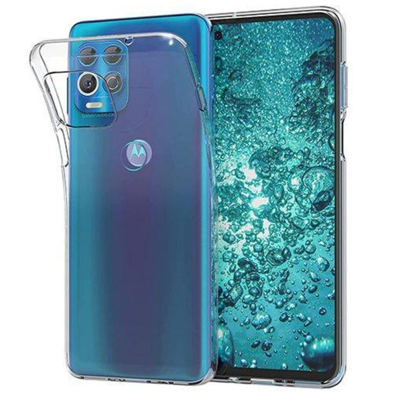 Futerał Back Case Ultra Slim 0,5mm do MOTOROLA G100 / Edge S