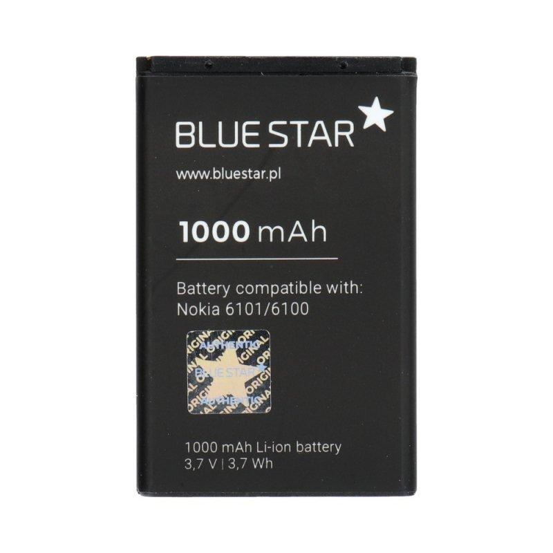 Bateria do Nokia 6101/6100/6300 1000 mAh Li-Ion Blue Star PREMIUM