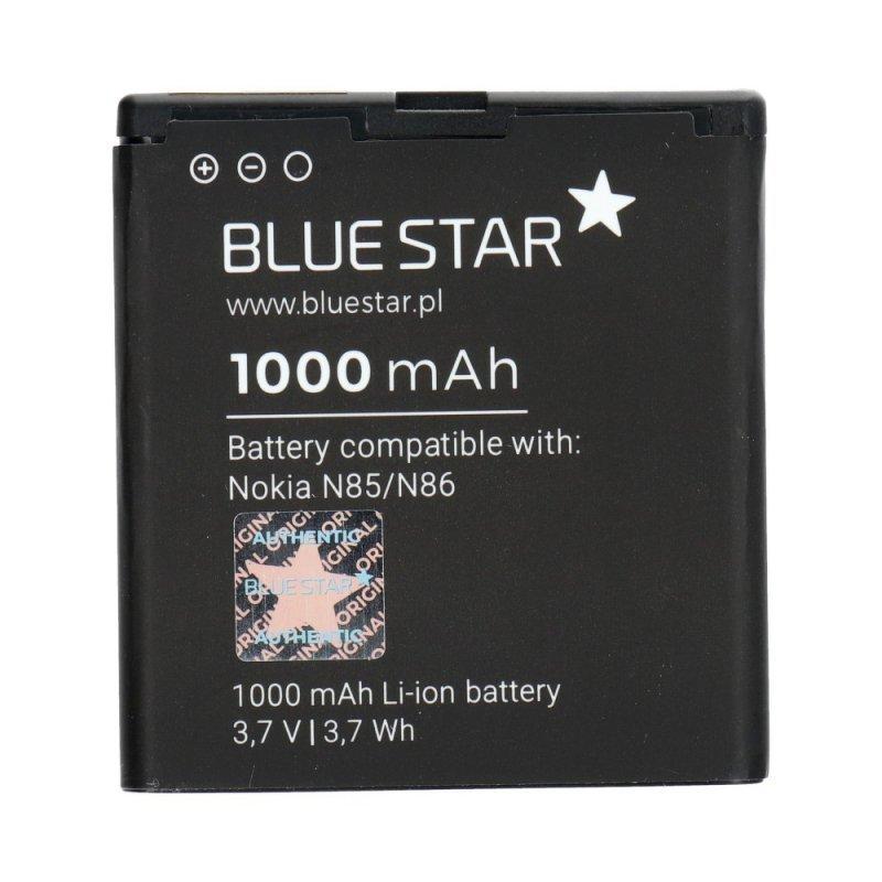 Bateria do Nokia N85/N86/C7 1000 mAh Li-Ion Blue Star