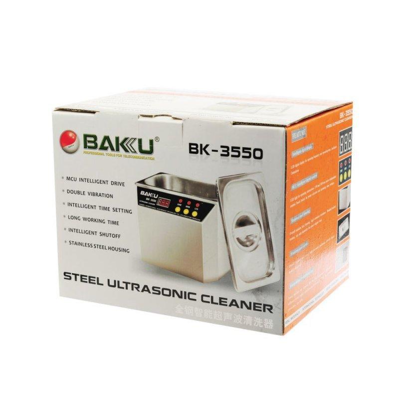 Wanna Ultradźwiękowa 35W/50W BK-3550 Cyfrowa