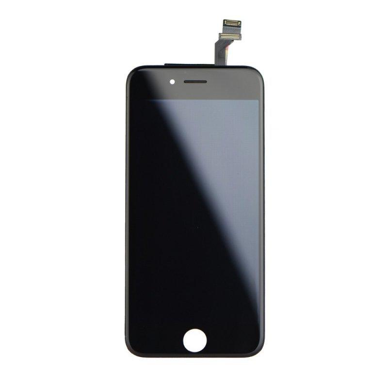 """Wyświetlacz do iPhone 6 4,7""""  z ekranem dotykowym czarnym HQ"""