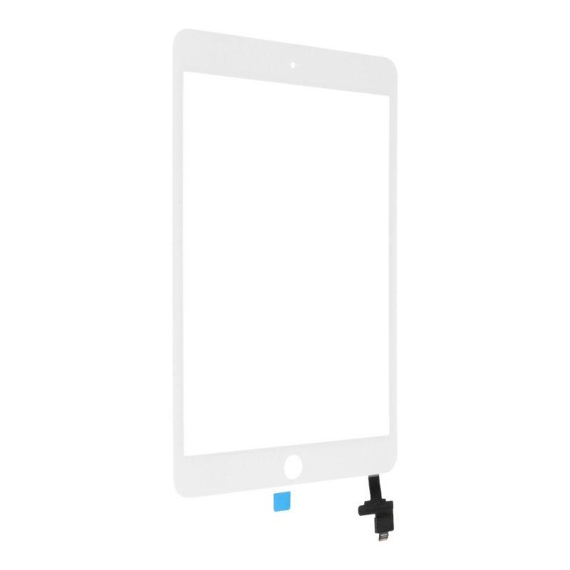 Ekran Dotykowy iPad mini 3 biały z IC ( A1599, A1600 )