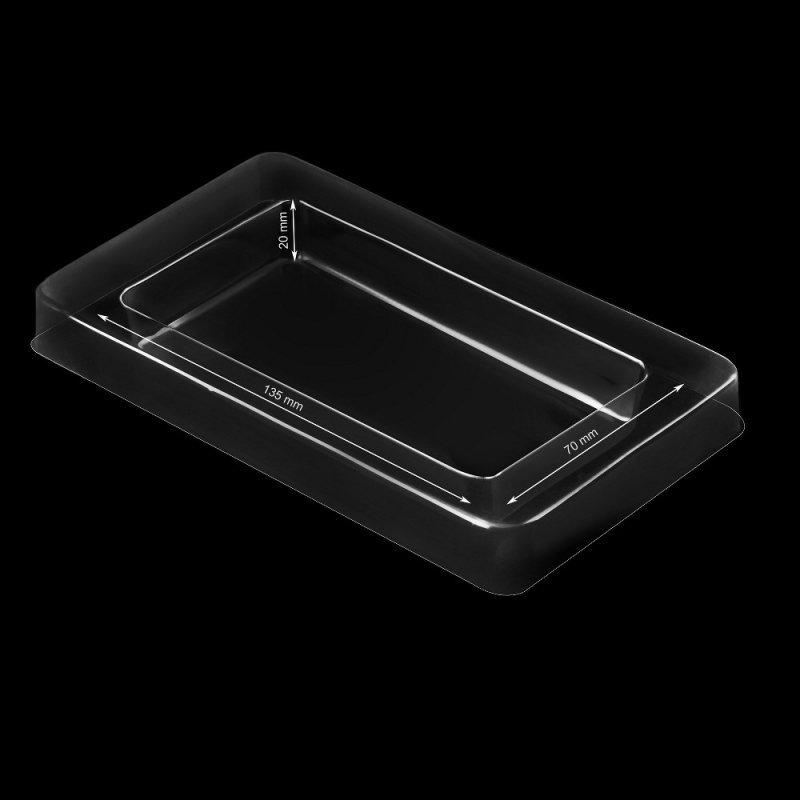 Pudełko Uniwersalne z okienkiem komplet (rozmiar mały)